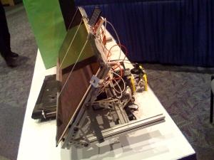 Robotic Solar Clock